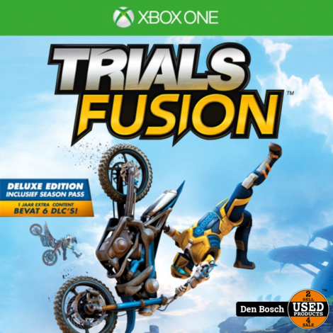 Trials Fusion - Xbox One Game