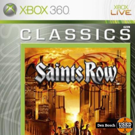 Saints Row Classics - Xbox 360 Game