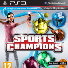 Sports Champions - PS3 Game