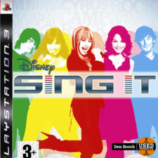 Sing It - PS3 Game