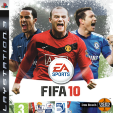 Fifa 10 - PS3 Game