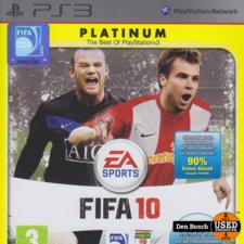 Fifa 10 Platinum - PS3 Game
