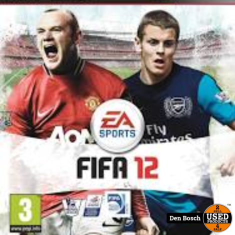 FIFA 12 - PS3 Game