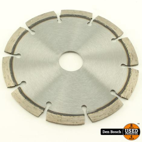 novi pro diamantzaag 125mm voor beton