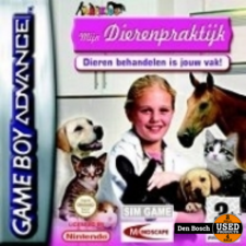 mijn Dierenpraktijk - GBA Game