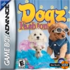 Dogz Fashion - GBA Game