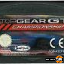 Top Gear GT Championship - GBA Game