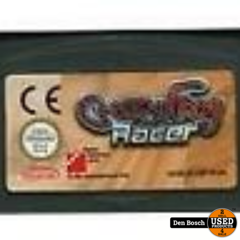 Crazy Frog Racer - GBA Game