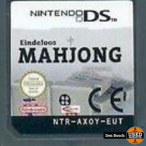 Mahjong (Losse Cartridge) - DS Game