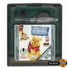 Winnie the Pooh Adventures - GBC Game