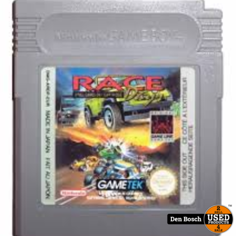 Race Days - GB Game