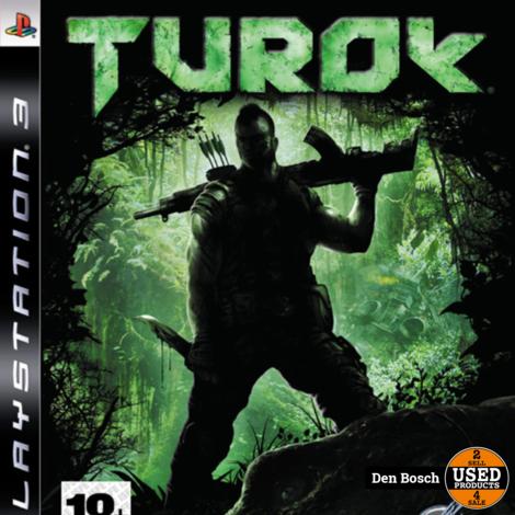 Turok - PS3 Game