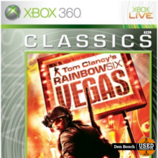 Rainbow Six Vegas Classics - XBox360 Game