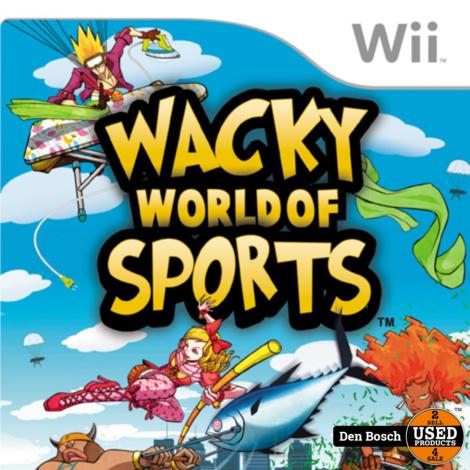 Wacky World of Sports - Wii Game