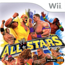 WWE All Stars - Wii Game