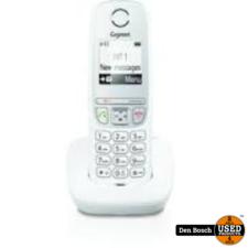 Gigaset A150 Dect Telefoon Single Wit (Uitbreiding)