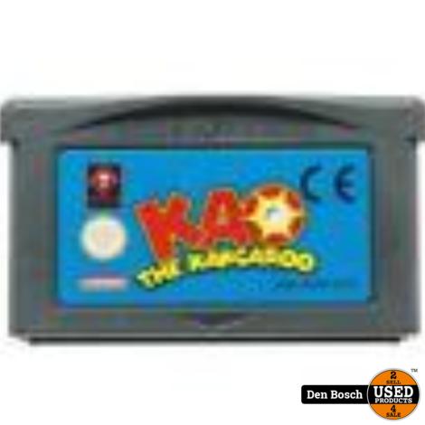KAO The Kangaroo - GBA Game