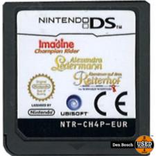 Imagne Champion Rider - DS Game