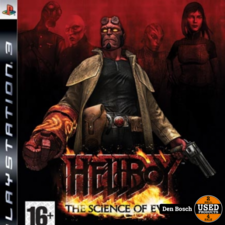 Hellboy the Science of Evil - PS3 Game