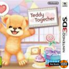 Teddy Together - 3DS game (game only)