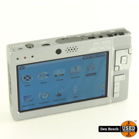 Archos AV500 Portable Multimedia Speler 30GB