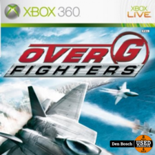 Over G Fighters - XBox360 Game
