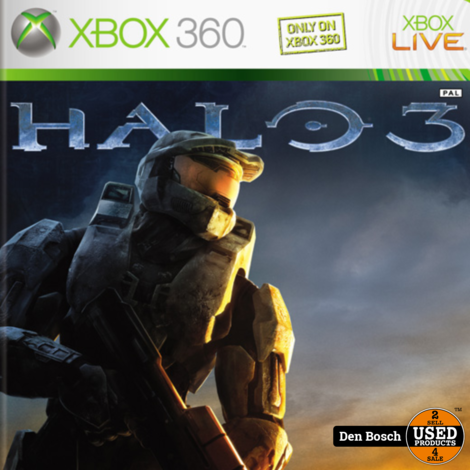 Halo 3  - XBox360 Game