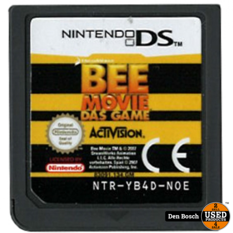 Bee Movie Game - DS Game