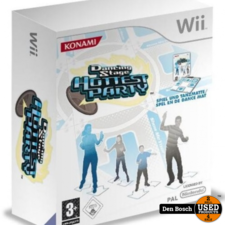 Wii Dancing Stage Hottest Party Compleet pakket