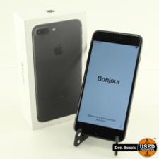 Apple iPhone 7 Plus 32 GB met Doos en Lader