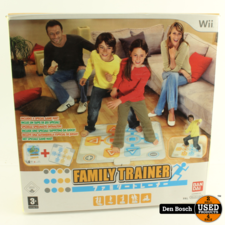 Wii Game Family Trainer Compleet pakket