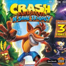 Crash Bandicoot N-Sane Trilogy - PS4 Game