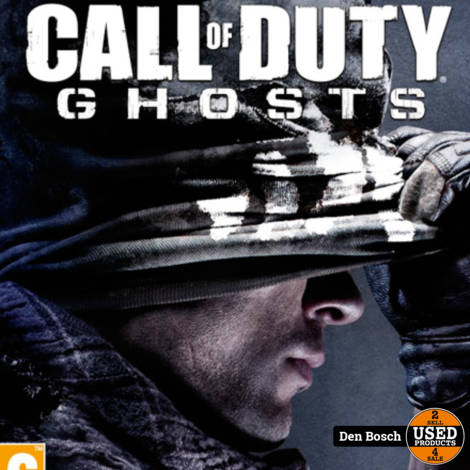 Call of Duty Ghosts - PS3 Game