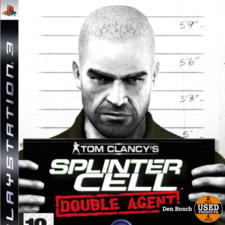 Splinter Cell Double Agent - PS3 Game
