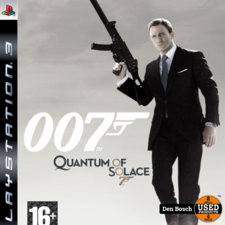 Quantum of Solace - PS3 Game