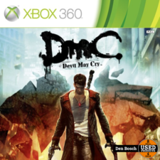 Devil May Cry - XBox360 Game