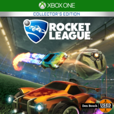Rocket League Collectors Edition - XBox One Game