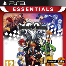 Kingdom Hearts HD 1.5 Remix (essentials)  - PS3 Game