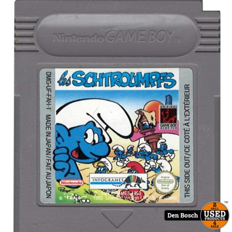 De Smurfen - GB Game