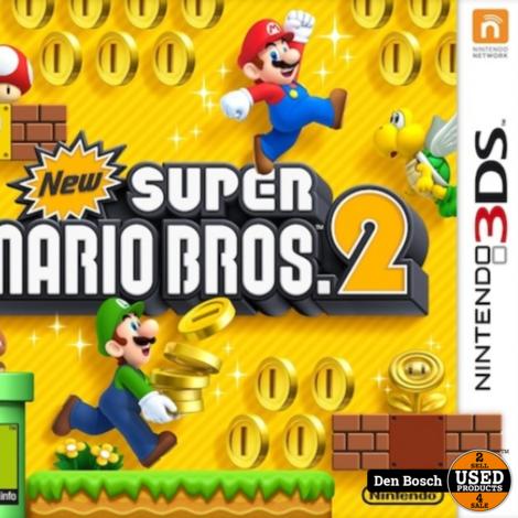 New Super Mario Bros. 2 - 3DS Game