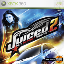 Juiced 2 Hot Import Nights  - Xbox360 Game