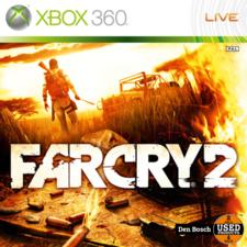 Far Cry 2 - Xbox 360 Game