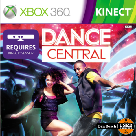Dance Central - Xbox 360 Game