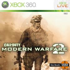 Call of Duty Modern Warfare 2 - Xbox360 Game