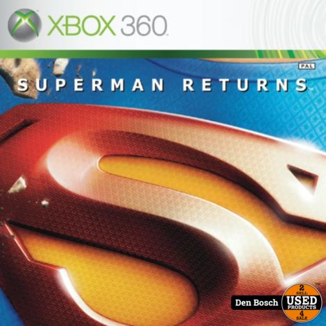 Superman Returns - Xbox360 Game