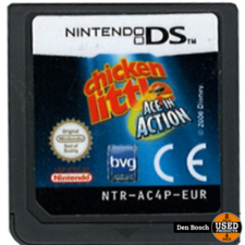 Chicken Little Ace in action - DS Game