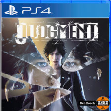 Judgment - PS4 Game