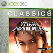 Tomb Raider Legend Classics - Xbox 360 Game