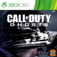 Call of Duty Ghosts - Xbox 360 Game