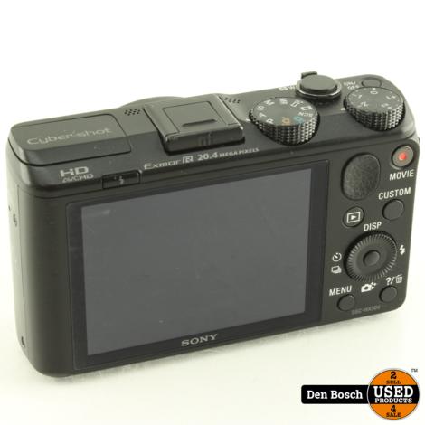 Sony Cybershot DSC-HX50V 20.4MP Camera